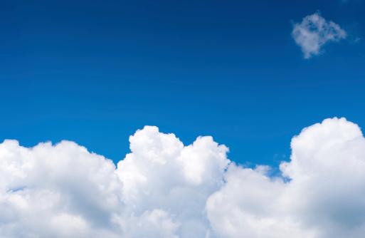 Cumulus Cloud「Dramatic Cloudy Sky .」:スマホ壁紙(9)