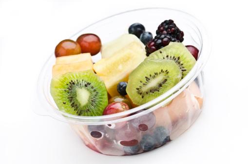 Kiwi「Plastic Tray of assorted fruits」:スマホ壁紙(5)