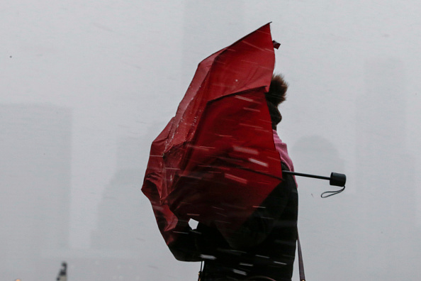 Wind「Storm Brings Snow, Sleet, And High Winds To Mid Atlantic Region On Second Day Of Spring」:写真・画像(8)[壁紙.com]