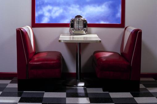 Diner「Interior of a diner」:スマホ壁紙(11)