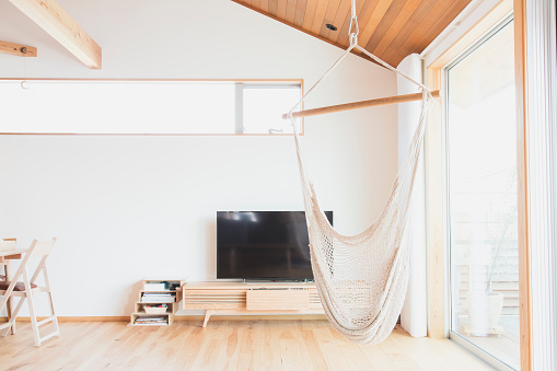Insurance「Interior of modern house」:スマホ壁紙(3)