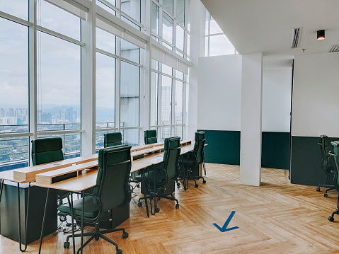 Generosity「interior of co sharing office lot in day time」:スマホ壁紙(11)
