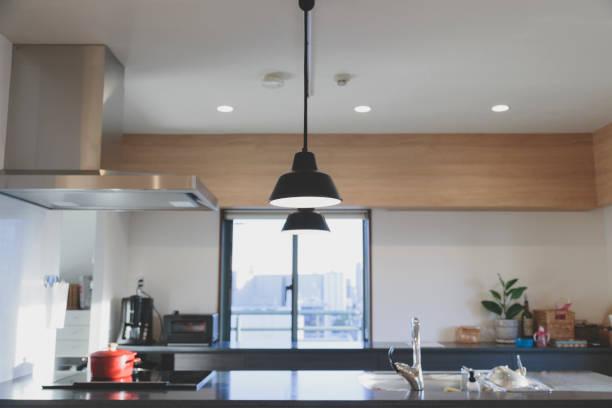 Interior of the kitchen:スマホ壁紙(壁紙.com)