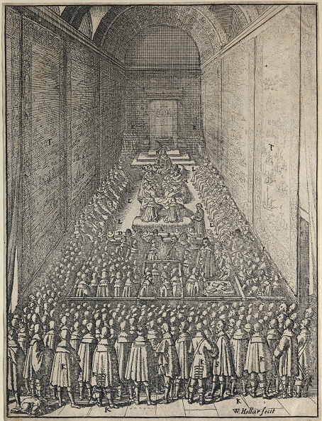 17th Century「Interior Of The House Of Lords In Session」:写真・画像(9)[壁紙.com]
