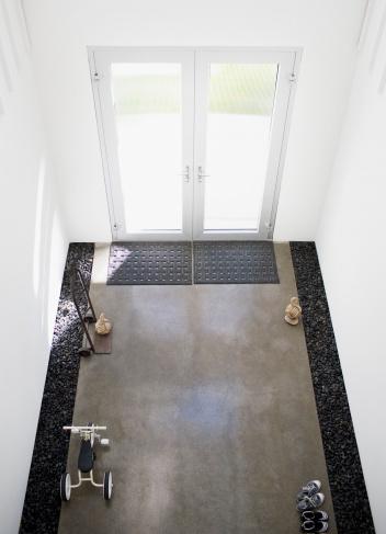 Shoe「Interior of modern house, entrance」:スマホ壁紙(13)