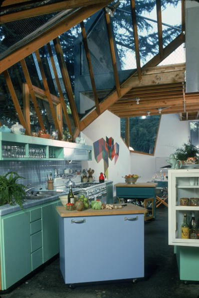 Cutting Board「Frank Gehry House Interior」:写真・画像(8)[壁紙.com]