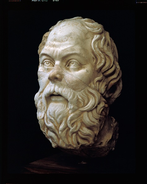 Bust - Sculpture「Socrates」:写真・画像(15)[壁紙.com]