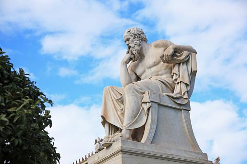 Male Likeness「Socrates, Greece, Athens」:スマホ壁紙(16)