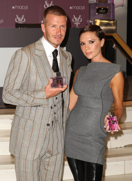 Launch Event「David Beckham And Victoria Beckham Launch Beckham Signature Fragrances」:写真・画像(19)[壁紙.com]