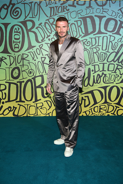 White Color「Dior Men Fall 2020 Runway Show」:写真・画像(7)[壁紙.com]