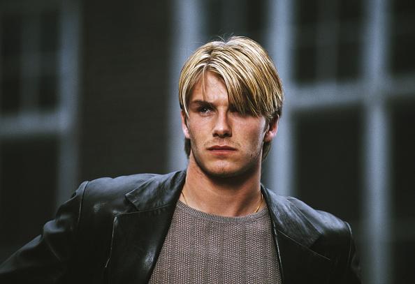 Leather「David Beckham Manchester United 1998」:写真・画像(17)[壁紙.com]