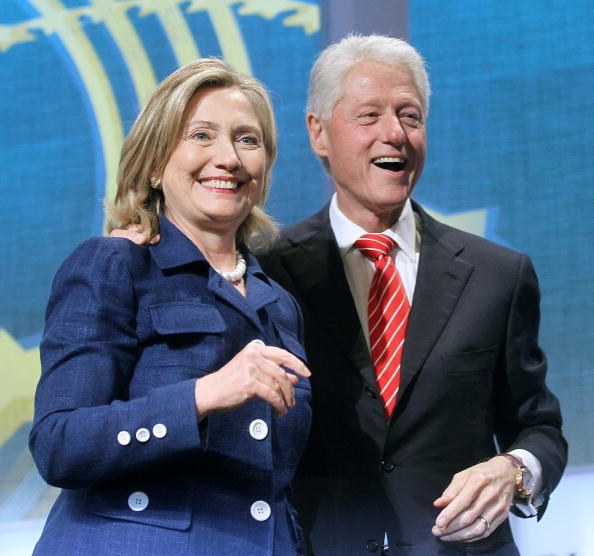 Mario Tama「Clinton Global Initiative Brings Business And World Leaders Together」:写真・画像(2)[壁紙.com]