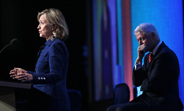 Mario Tama「Clinton Global Initiative Brings Business And World Leaders Together」:写真・画像(3)[壁紙.com]