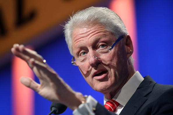 Mario Tama「Clinton Global Initiative Brings Business And World Leaders Together」:写真・画像(4)[壁紙.com]