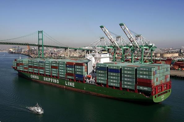 Passenger Craft「World's Largest Cruise Ship Makes Maiden Voyage To Los Angeles」:写真・画像(17)[壁紙.com]