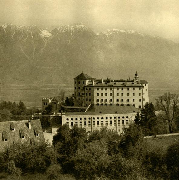 Austrian Culture「Ambras Castle」:写真・画像(6)[壁紙.com]
