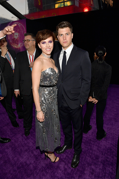 "Awe「Los Angeles Global Premiere for Marvel Studios' ""Avengers: Infinity War""」:写真・画像(11)[壁紙.com]"