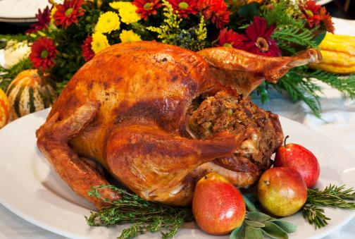 Crunchy「Roast turkey」:スマホ壁紙(19)