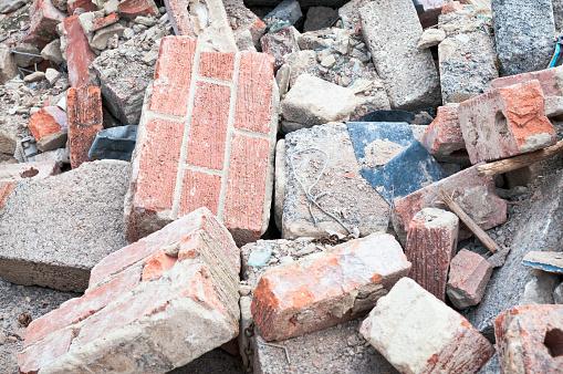 Destruction「Discarded Building Rubble」:スマホ壁紙(17)
