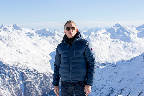 Mountain Range「'Spectre' Photocall In Soelden」:写真・画像(4)[壁紙.com]