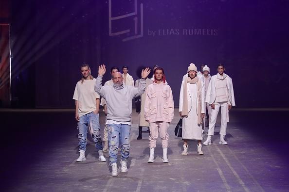 Mercedes-Benz Fashion Week「Eli by Elias Rumelis - Mercedes-Benz Fashion Week Berlin January 2021」:写真・画像(1)[壁紙.com]