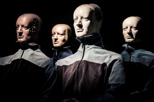 Robotics「Crash Test Dummy Experiment」:スマホ壁紙(5)