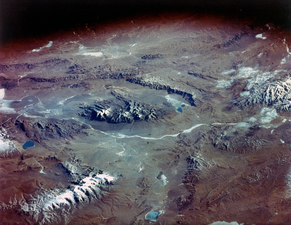 Photography「The Tibetan Plateau Seen From Aboard The First Space Shuttle Flight」:写真・画像(8)[壁紙.com]