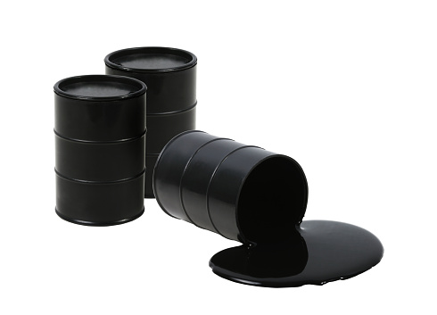 Spilling「Oil barrels」:スマホ壁紙(14)