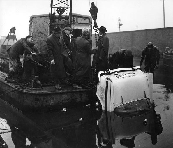 Misfortune「Sunbeam Rapier car accident, Kilnhurst, South Yorkshire, 1964. Artist: Michael Walters」:写真・画像(0)[壁紙.com]