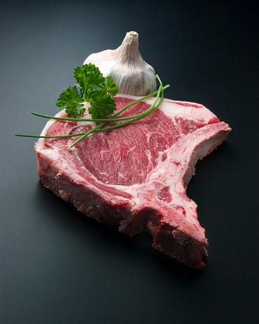 Rib Steak「T-bone steak」:スマホ壁紙(11)
