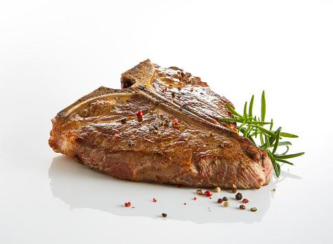 Beef「T-bone steak」:スマホ壁紙(19)