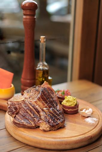 Porterhouse Steak「T-bone steak」:スマホ壁紙(1)