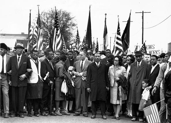 1960-1969「Civil Rights March」:写真・画像(1)[壁紙.com]