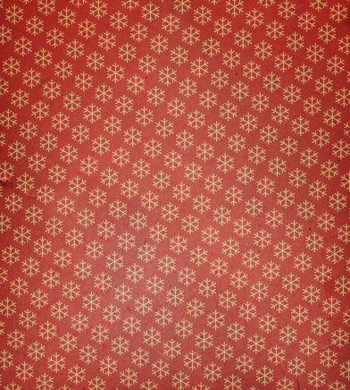 Christmas Paper「torn paper with snowflake pattern」:スマホ壁紙(3)