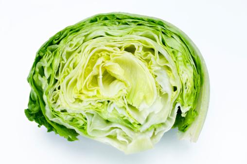 Halved「Iceberg lettuce」:スマホ壁紙(3)