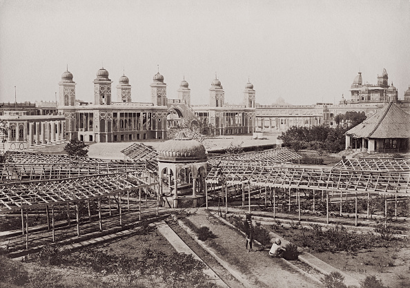 Botany「Qaisar Bagh In Lucknow」:写真・画像(13)[壁紙.com]