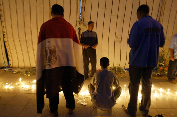 Uriel Sinai「Investigation Continues After Egyptian Resort Bombing」:写真・画像(18)[壁紙.com]