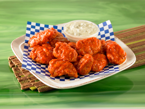 Chicken Wing「Spicy Chicken Hot Wings」:スマホ壁紙(12)