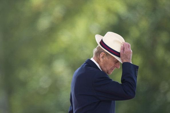 Hat「The Duke Of Edinburgh Presents Campaign Medals To 4 Scots」:写真・画像(7)[壁紙.com]