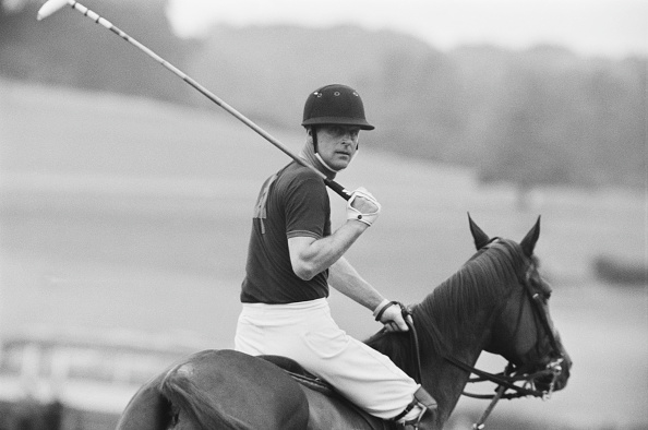 Horseback Riding「Prince Philip Playing Polo」:写真・画像(2)[壁紙.com]
