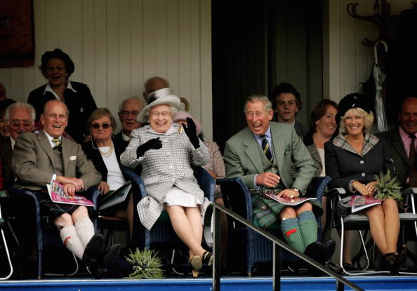 Laughing「Braemar Highland Gathering」:写真・画像(19)[壁紙.com]