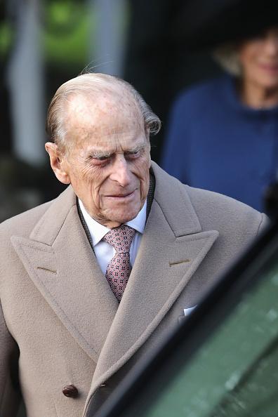 King's Lynn「The Royal Family Attend Church On Christmas Day」:写真・画像(2)[壁紙.com]