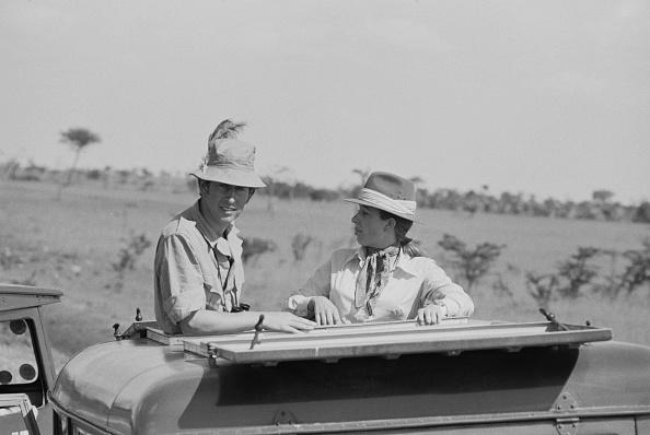 William Lovelace「Royals On Safari」:写真・画像(4)[壁紙.com]