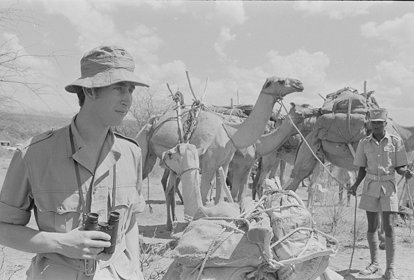 William Lovelace「Prince Charles On Safari」:写真・画像(3)[壁紙.com]