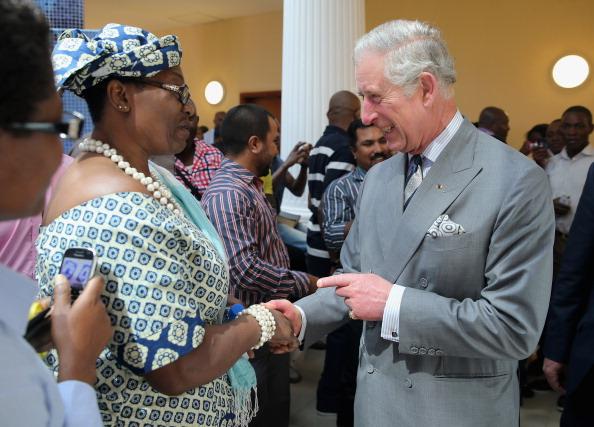 Epiphany Prince「Prince Charles Visits Qatar - Day 3」:写真・画像(11)[壁紙.com]