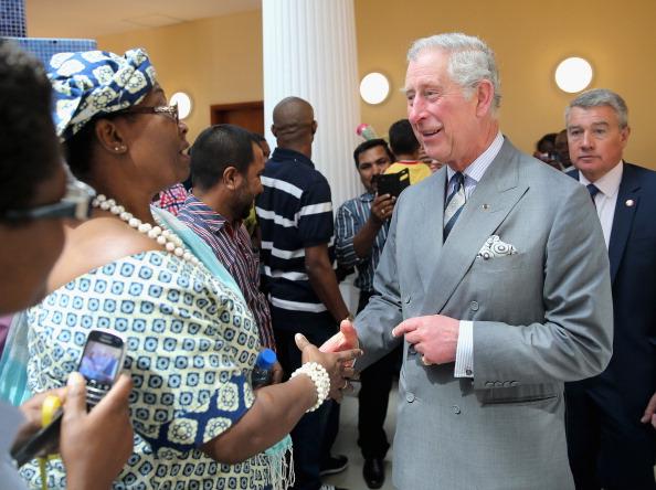 Epiphany Prince「Prince Charles Visits Qatar - Day 3」:写真・画像(9)[壁紙.com]