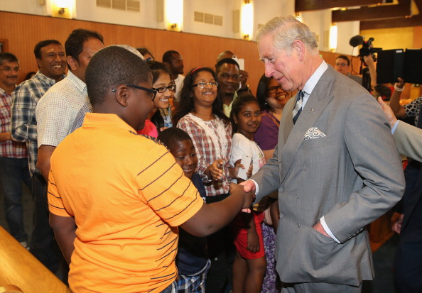 Epiphany Prince「Prince Charles Visits Qatar - Day 3」:写真・画像(12)[壁紙.com]