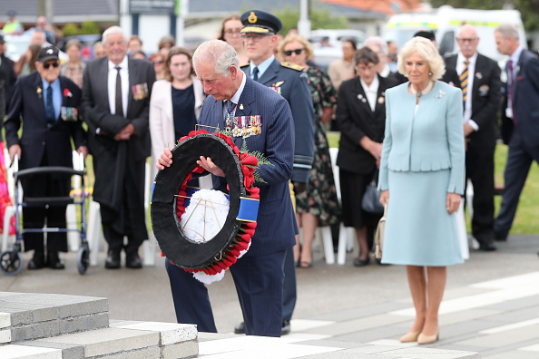 Day 2「The Prince of Wales & Duchess Of Cornwall Visit New Zealand - Day 2」:写真・画像(16)[壁紙.com]