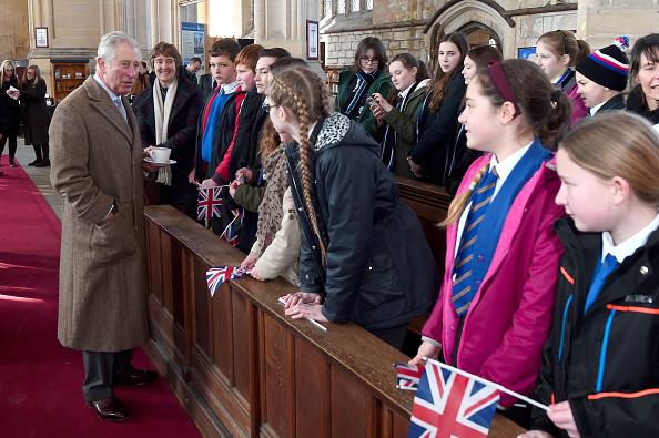 Eamonn M「The Prince Of Wales Visits Lincolnshire」:写真・画像(9)[壁紙.com]
