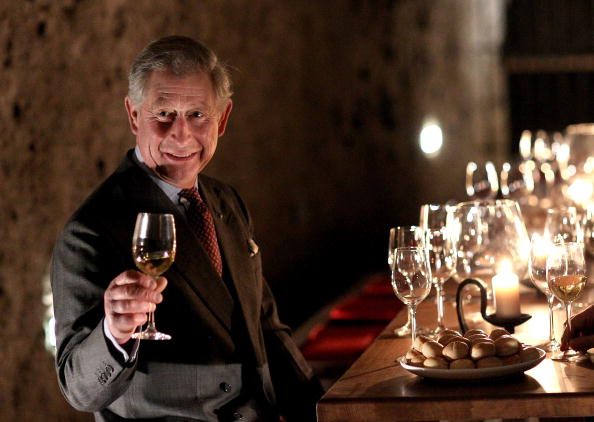 Drinking Glass「Charles And Camilla Visit Budapest - Day 2」:写真・画像(19)[壁紙.com]
